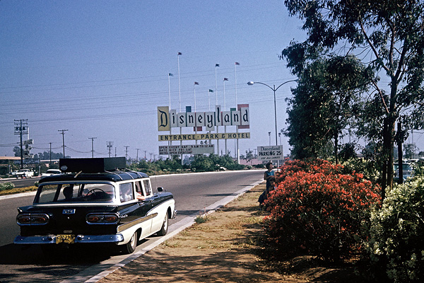 disneyland1960
