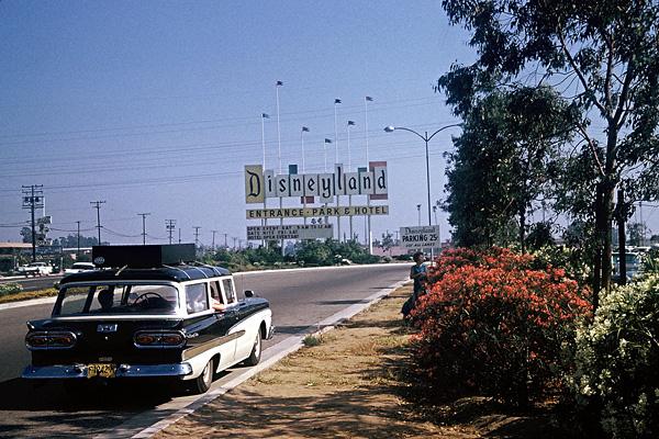 disneyland1960