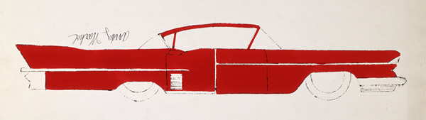 warhol1958caddy
