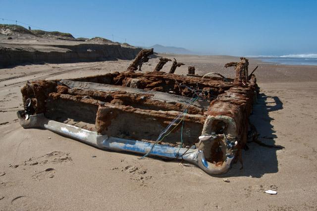 1966 Pontiac Bonneville Rusted Abandoned